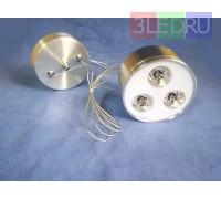 Подвесной светильник LED-8903-3 Silver