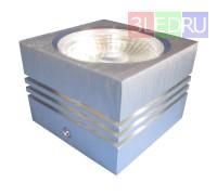 Спот светодиодный HX-101 silver