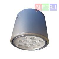 Спот светодиодный HX-112 silver