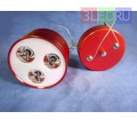 Подвесной светильник LED-8903-3 Red