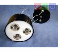 Подвесной светильник LED-8903-3 Black