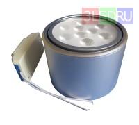 Спот светодиодный HX-109 silver