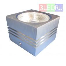 Спот светодиодный HX-102 silver