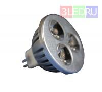 Лампочка GU5.3 LED-MR-16-B004